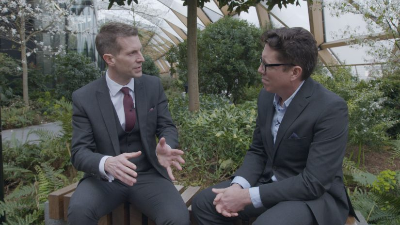 Ryan Sheppard interviews Luke Manning on leadership in sustainable finance.
