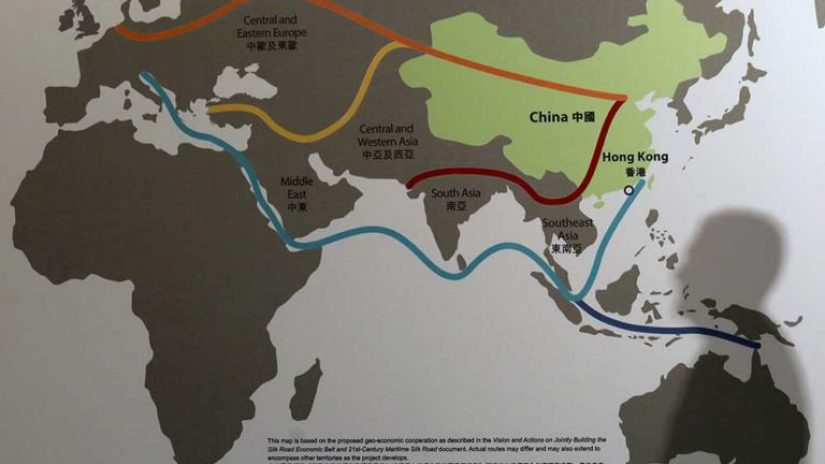 Belt and Road Initiative (BRI)