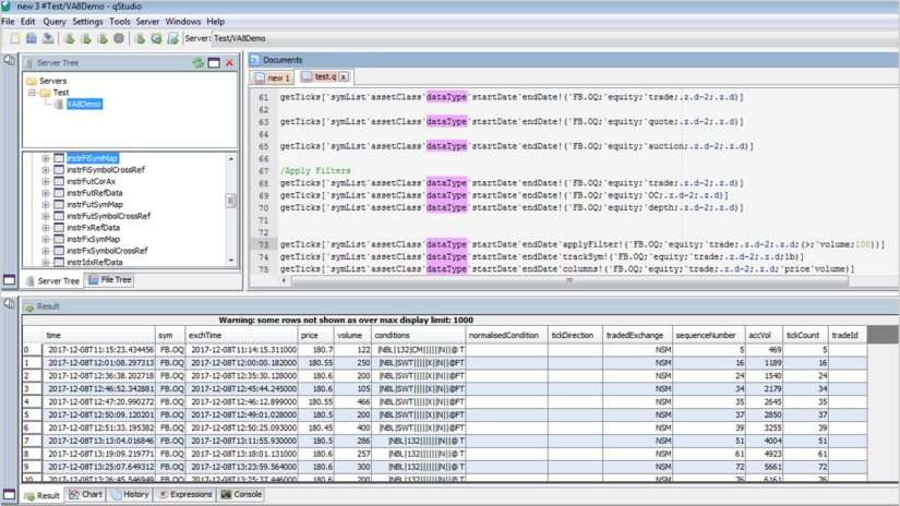 Velocity Analytics screenshot showing custom development